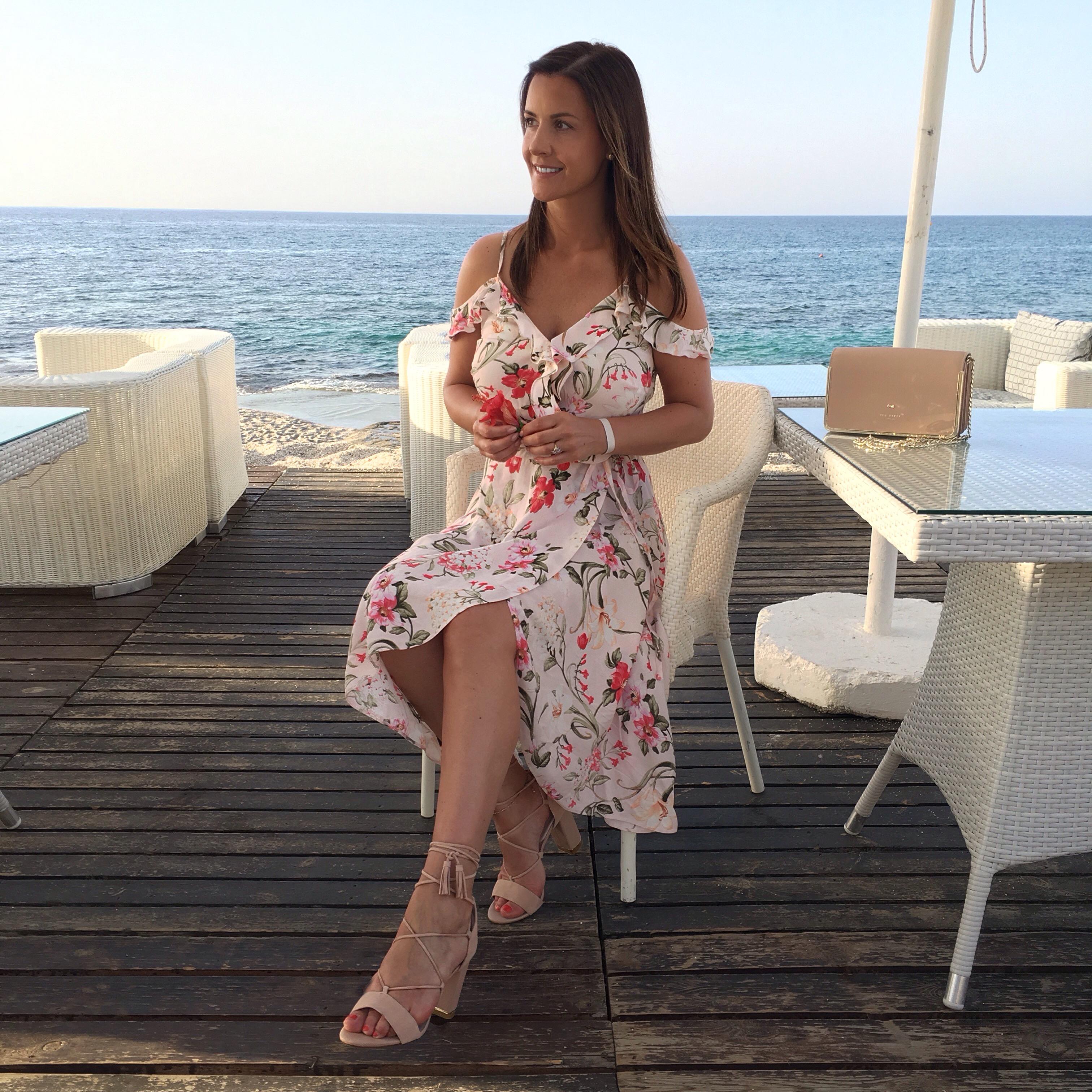 Greek Summer Holiday.